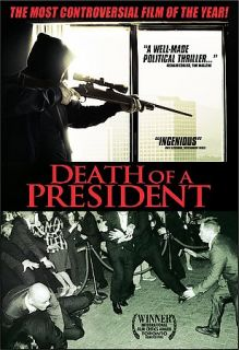 Death of a President DVD, 2007