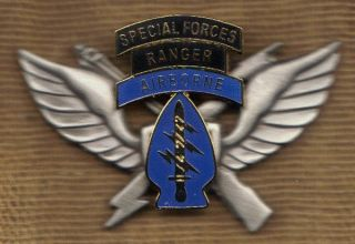 airborne ranger patches