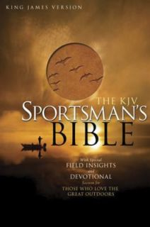 The Sportsmans Bible KJV  Compact 2008, Imitation Hardcover, Large
