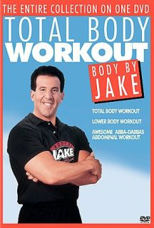Body by Jake 1 The Back to Basics Total Body Workout DVD, 2004