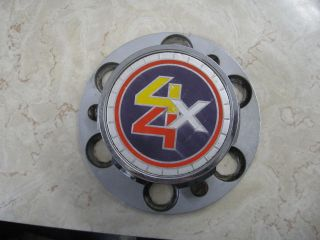 Chevy 4x4 Wheel Center Cap OEM 6 Lug 1 418278 Truck