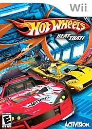 Hot Wheels Beat That Wii, 2007