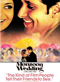Monsoon Wedding DVD, 2002