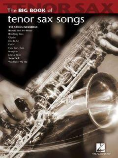 Tenor Sax Songs 2007, Paperback