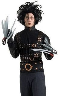 Adult Edward Scissorhands Johnny Depp Halloween Costume