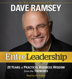 Wisdom from the Trenches by Dave Ramsey 2011, CD, Abridged
