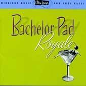 Ultra Lounge, Vol. 4 Bachelor Pad Royale CD, Feb 1996, Capitol EMI