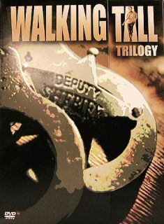 Walking Tall Box Set DVD, 2003, 3 Disc Set