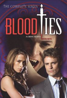 Blood Ties The Complete Series DVD, 2010, 7 Disc Set