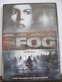 THE FOG ~ Adrienne Barbeau Jamie Lee Curtis Hal Holbrook ~ NEW ~ FREE