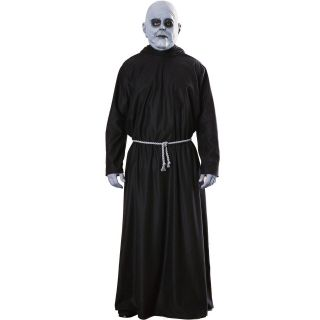 The Addams Family Uncle Fester Mens Halloween Costume Fancy Dress