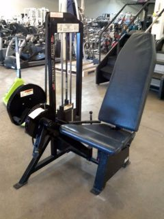Strength Circuit Chest Back Leg Press Smith Machine Lats Row Ab