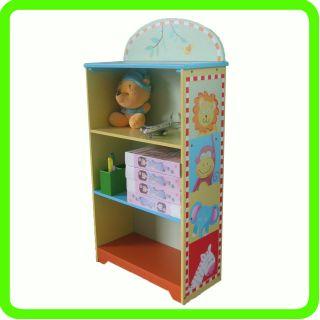 Kidkraft Kids Puzzle Bookshelf Bookcase Book Shelf