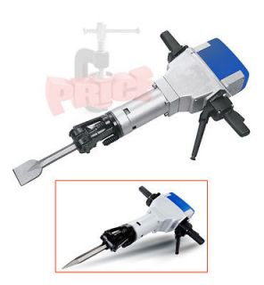 Electric Demolition Jack Hammer Concrete Breaker Punch Chisels bits