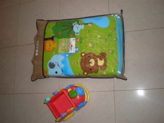 In/out door Kids Baby Play mat 1.8 x 2M Large & biggest size Cute