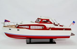 chris craft model boat in Toys & Hobbies