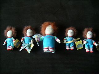 childs play sega prize plush chucky dolls