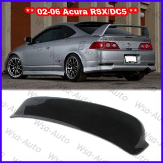 RSX Rear Roof Window Visor Acura Integra JDM 2Drs Coupe DC5 HIC Tinted