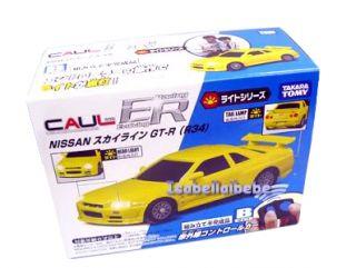 Takara Tomy Drift 04 Nissan Skyline GT R R34 Radio Controlled Car