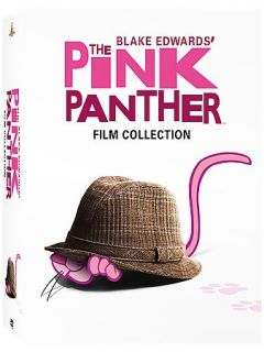Pink Panther Film Collection Box Set   7 Pack DVD, 2009, 7 Disc Set
