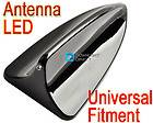 Universal Car Shark Fin Roof BMW Dummy Antenna with Decoration LED