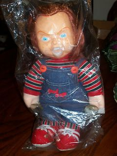 Chucky Doll From Horror Movie Good Guys Doll 13 1/2 Inches 1990 NIP