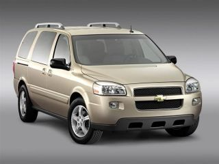 CHEVROLET UPLANDER FACTORY SERVICE REPAIR SHOP MANUAL 05 2005