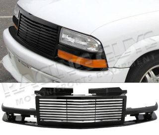 98 99 00 01 02 CHEVY S10/BLAZER PICKUP/TRUCK BILLET STYLE GRILLE GRILL