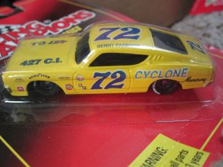 1969 MERCURY BENNY PARSON NASCAR RACE CAR RACING CHAMPIONS CLASSIC