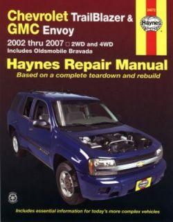 Chevrolet TrailBlazer and GMC Envoy 2002 Thru 2007 by Max Haynes 2009