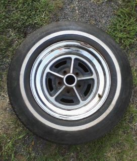Buick Rally Wheel 15 4 3/4 BP Skylark GS Fits GM Chevy S10 etc