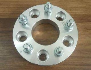 Billet Wheel Adapters 1 or 25mm 5x100mm to 5x114.3mm Spacers 5 Lug