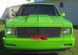 10 Pickup/Blazer/S 15/Jimmy Billet Grille (Fits Chevrolet 1989