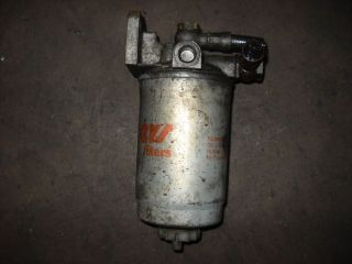 Vauxhall corsa Combo van lift pump diesel fuel filter housing