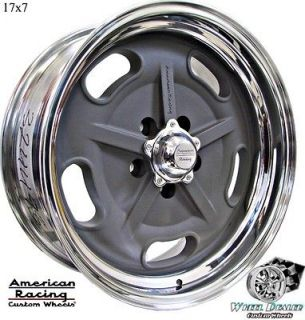 AMERICAN RACING SALT FLAT WHEELS IN STOCK BUICK SKYLARK 1970 1971 1972