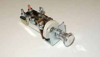 12 V Volt Headlight Head Light Switch hot rod rat 32 34 Ford a (Fits