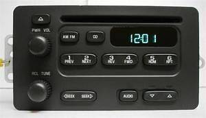 Chevy Alero 03 04 Cavalier 03 05 Malibu 03 04 CD player radio U1C