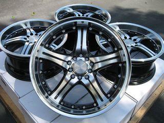 17 Effect Wheels Rims Jaguar Volvo Cobalt HHR Malibu Saab 93 94 95