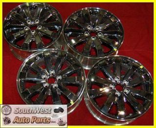 Ford Edge rims in Wheel + Tire Packages