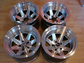 Racing Aluminum Wheels Rims Mags 5X4.5 JEEP DODGE RAM CHARGER TRUCK