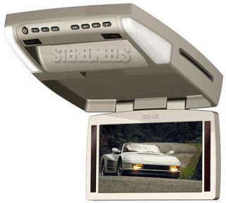 DOWN CEILING MONITOR BUILT IN DVD PLAYER 2007 CHEVY TAHOE GMC YUKON