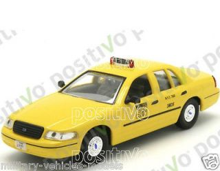 Ford Crown Victoria   New York Taxi, USA 1992 1/43