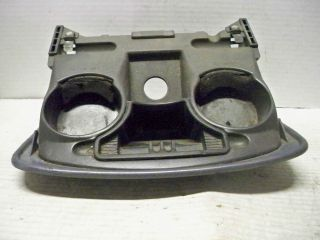 98 99 00 01 02 FORD CROWN VICTORIA POLICE COP CAR ASHTRAY DUAL CUP