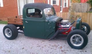 Ford  F 100 none Rat Rod Ford Truck Hot Rod