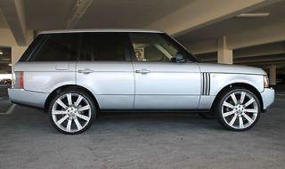 Land Rover Range Rover rims in Wheels