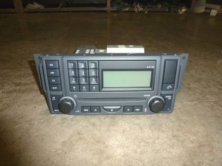 LAND ROVER LR3 CD PLAYER WITH PREMIUM SOUND (NEW)