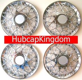 1998 2002 Mercury GRAND MARQUIS Hubcaps Wheelcover SET