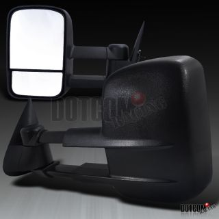 02 SILVERADO PICKUP TOW CAMPER POWER/HEATED MIRRORS (Fits Chevrolet
