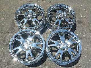 15 toyota prius corolla factory wheels rims oem chrome