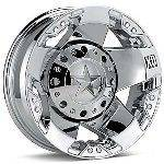 17 Inch Wheels Rims Ford Dually Truck F 350 F350 SuperDuty Chrome